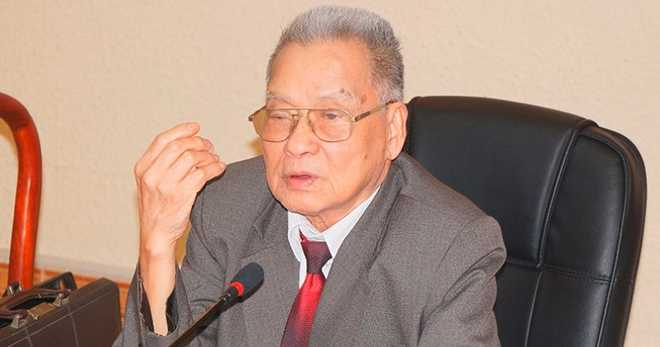GS Trần Phương (Hiệu trưởng ĐH Kinh doanh và Công nghệ Hà Nội)