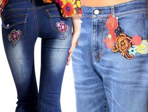 Với những thiết kế này bạn có thể diện quần jeans khi đi dự tiệc được đấy!