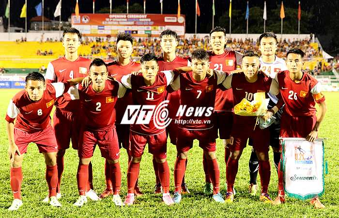 U21 Việt Nam có nhiều cầu thủ xuất sắc đủ sức chơi cho U23 Việt Nam (Ảnh: Quang Minh)
