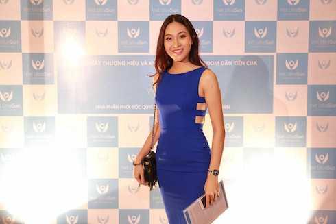 Top 10 Hoa hậu Hoàn vũ Việt Nam Diệu Ngọc.