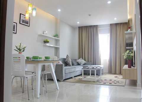Thiết kế phòng khách hiện đại và thoáng rộng