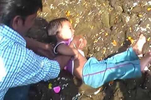 Truyền thống này diễn ra ở làng Betul ở bang Madhya Pradesh