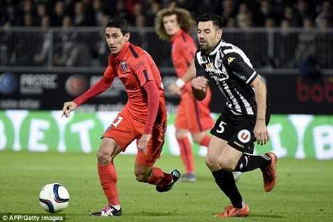 PSG sẽ làm gì sau khi bị Angers cầm hòa không bàn thắng