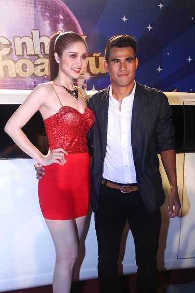 Vợ chồng Phan Thanh Bình - Thảo Trang thuở mặn nồng. Ảnh: NS