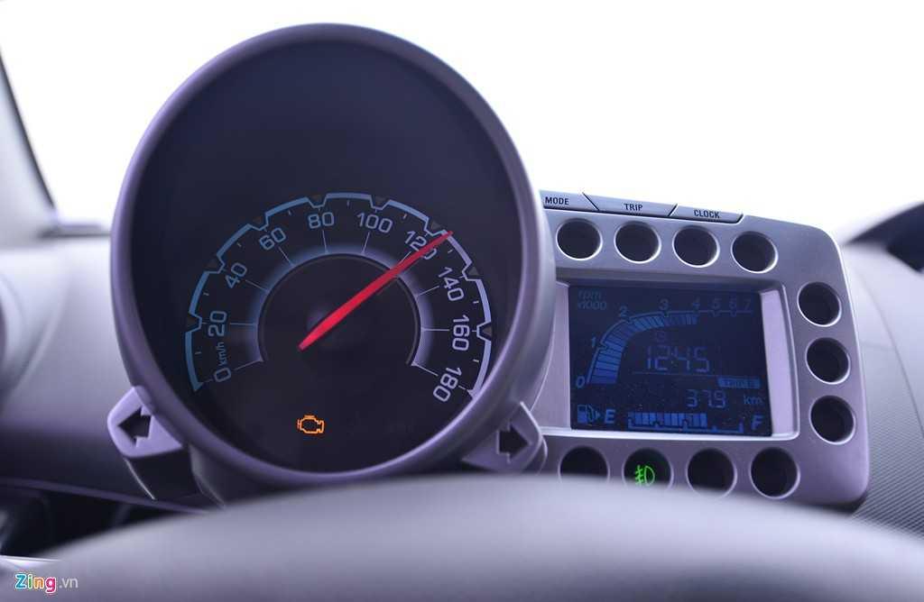 Khi xe chạy với vận tốc tối đa 120km/h, người ngồi phía trên ôtô không có cảm giác bị gập ghềnh hay chóng mặt như ở các con đường khác.