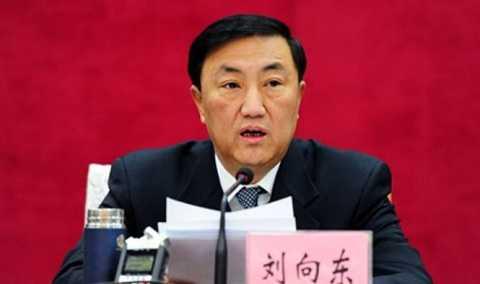 Ông Liu Xiangdong, quan chức phụ trách chống tham nhũng ở Sơn Tây