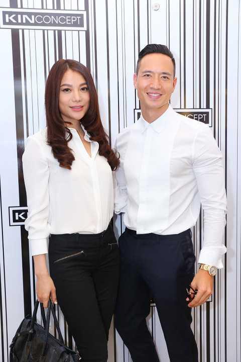Cặp đôi Trương Ngọc Ánh - Kim Lý thường xuyên xuất hiện cùng nhau sau khi tái hợp