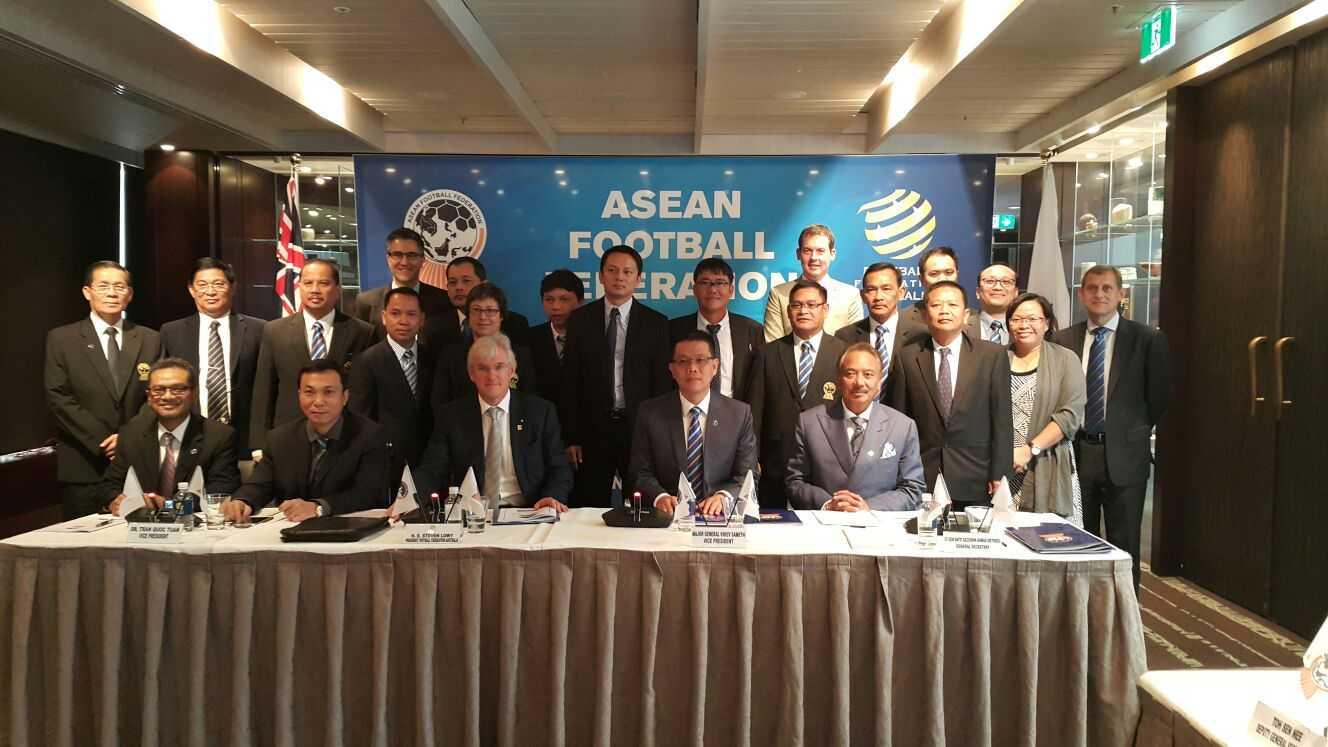 AFF chỉ cho phép hạ độ tuổi dự SEA Games xuống còn 22
