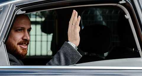 Bilal Erdogan - con trai Tổng thống Thổ Nhĩ Kỳ