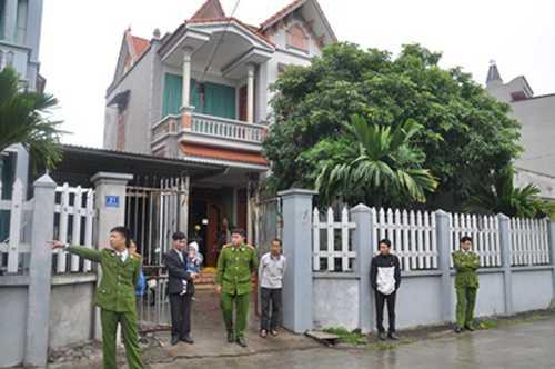 Ngôi nhà Lai, nơi xảy ra vụ việc mâu thuẫn trong khi đòi nợ
