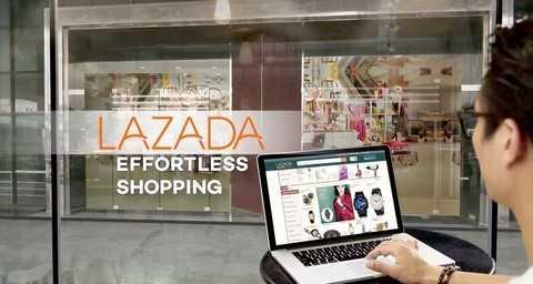 """""""Thảnh thơi mua sắm"""" – Khẩu hiệu hoạt động của Lazada"""