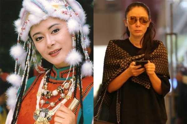 Công chúa Trại Á - Trương Hằng ẩn cư sau nhiều năm.