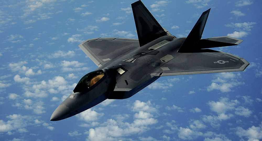 Chiến cơ tàng hình thế hệ thứ 5, F-22 của Mỹ