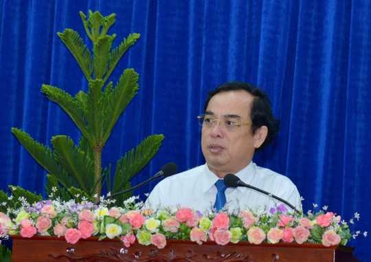 Ông Dương Thành Trung vừa được bầu làm Chủ tịch tỉnh Bạc Liêu