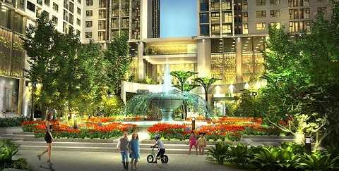 Eco-Green City mang đến cuộc sống an lành và hạnh phúc cho cư dân.