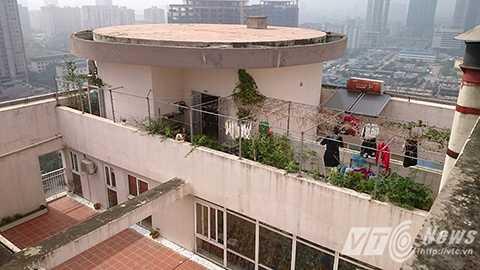 Những căn hộ này được xây dựng thành từng khu riêng biệt với diện tích lên đến cả trăm mét vuông.