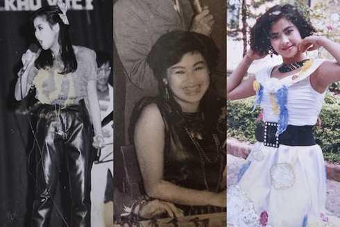 Bắt đầu hoạt động nghệ thuật từ những năm 80, Thanh Lam sở hữu vẻ ngoài bầu bĩnh, đáng yêu. Chị từng tự ti vì vẻ ngoài không thon gọn và giọng hát kém trong trẻo.