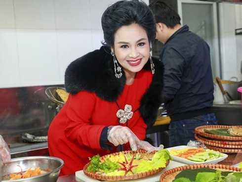 Phong cách quý bà từng khiến Thanh Lam già dặn hơn.