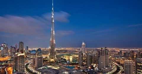 Burj Khalifa đang nắm giữ nhiều kỷ lục