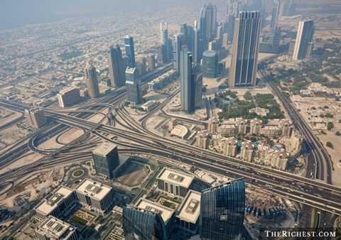 Dubai là một thành phố rất khắc nghiệt