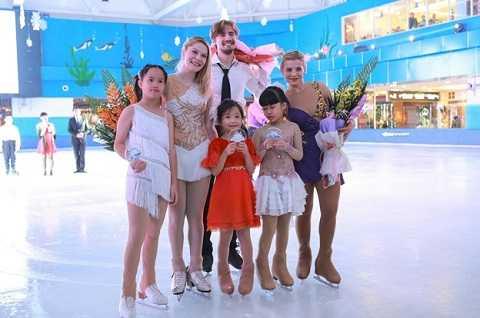 Bộ môn trượt băng nghệ thuật ở Việt Nam sẽ có giải đấu chuyên nghiệp đầu tiên của riêng mình