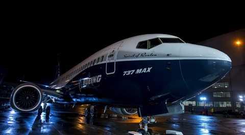Cận cảnh bên ngoài Boeing 737 Max