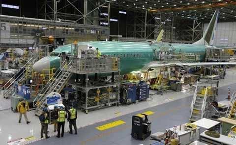 Hiện đã có nhiều đơn đặt hàng Boeing 737 Max.