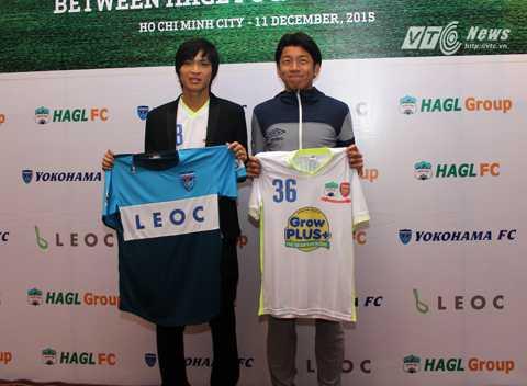 Tuấn Anh sang Yokohama FC, Ideguchi đi theo chiều ngược lại