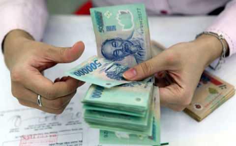 Bộ Tài chính đề nghị không nợ lương công chức, viên chức. Ảnh minh họa