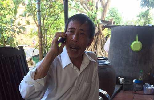 Ông Nguyễn Thận đeo đuổi vụ án Huỳnh Văn Nén 15 năm nay