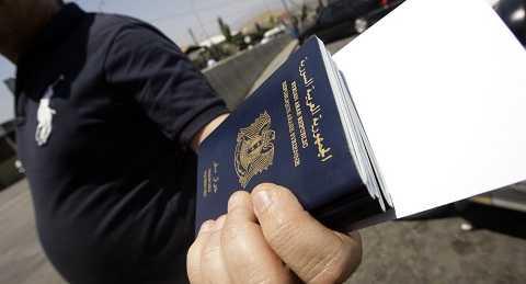 IS tự in hộ chiếu giả gây lo ngại - Ảnh minh họa