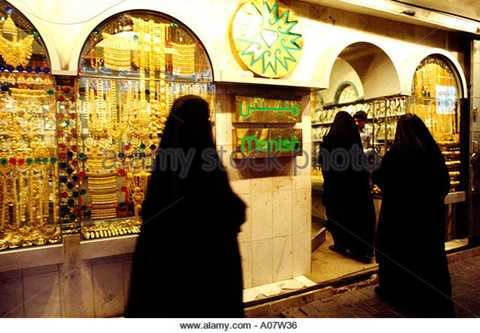 Khu chợ vàng Gold Souk là một trong những địa điểm không thể bỏ qua khi đến Dubai