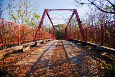 Cây cầu Old Alton huyền thoại là nơi ở của người dê