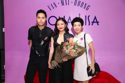 NTK Lâm Gia Khang, BTV thời trang Nicky Khánh Ngọc.