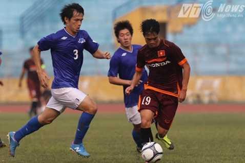 U23 Việt Nam thua thảm 4 bàn trắng