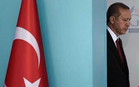 Tổng thống Thổ Nhĩ Kỳ Recep Erdoga