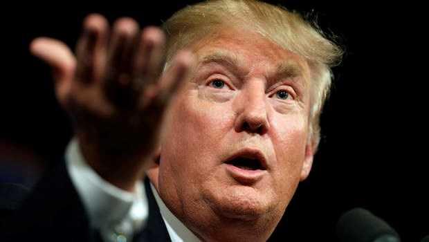 Ứng cử viên Tổng thống Mỹ của Đảng Cộng hòa Donald Trump