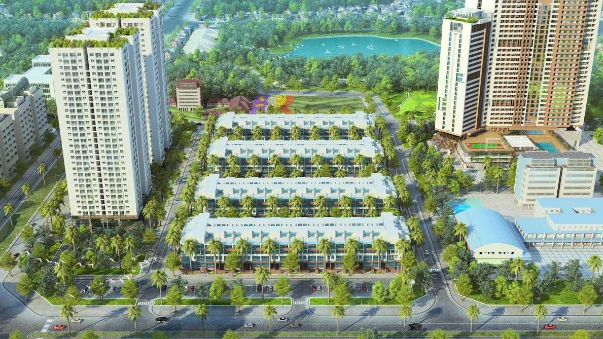 Dự án Mon City đang được khách hàng