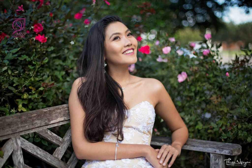 Sau khi giành được danh hiệu Hoa khôi Du học sinh Việt 2015, Nam Phương cho biết rất bất ngờ vì các nữ du học sinh Việt đều rất tài năng, xinh đẹp