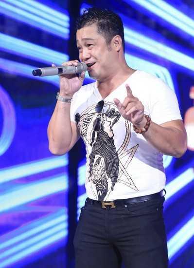 Lý Hùng còn tham gia cả các gameshow truyền hình.