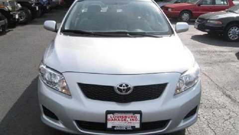 Chiếc Toyota Corolla đời 2009 được bán với giá 40.000 USD tại Cuba