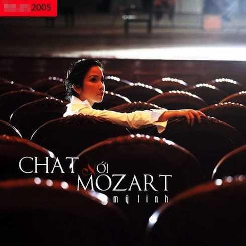 2005 cũng là một năm thành công của Mỹ Linh khi album pha trộn giữa nhạc thính phòng và R&B 'Chat với Mozart' ra đời.