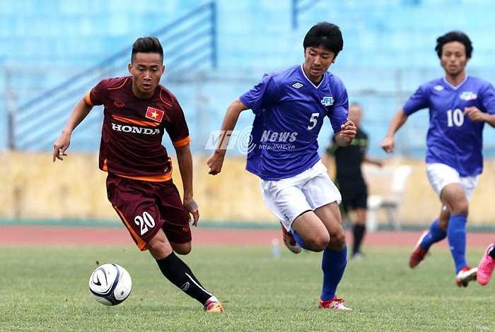 U23 Việt Nam thua kém rất xa đối thủ (Ảnh: Quang Minh)