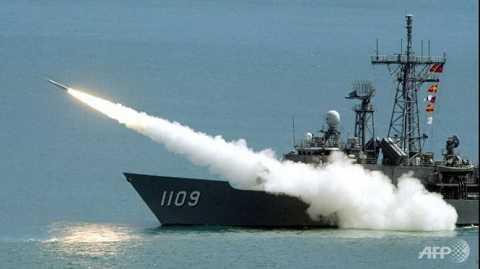 Mỹ dự kiến bán hai tàu khu trục cho Đài Loan có tên lửa dẫn đường