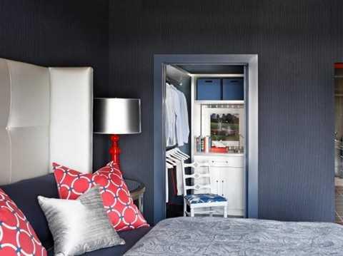 Màu tường phòng ngủ cần được lựa chọn phù hợp