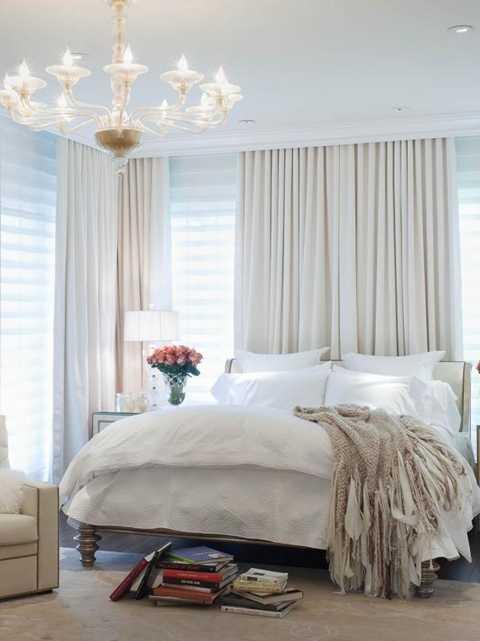 Tránh các đống bừa bộn trong phòng ngủ