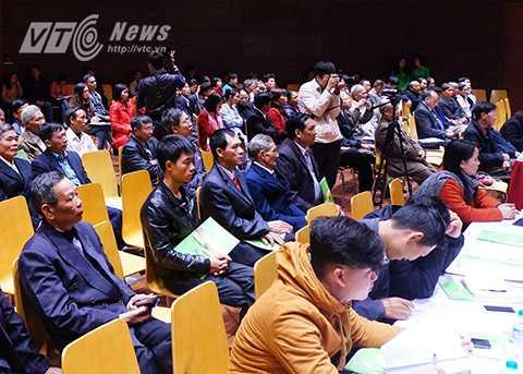 Ngày 15/12, tại Hà Nội, Kênh Truyền hình   Nông nghiệp Nông thôn 3N-VTC16 phối hợp với Sở Văn hóa - Thể thao Hà   Nội, Nhóm Đình làng Việt tổ chức hội thảo