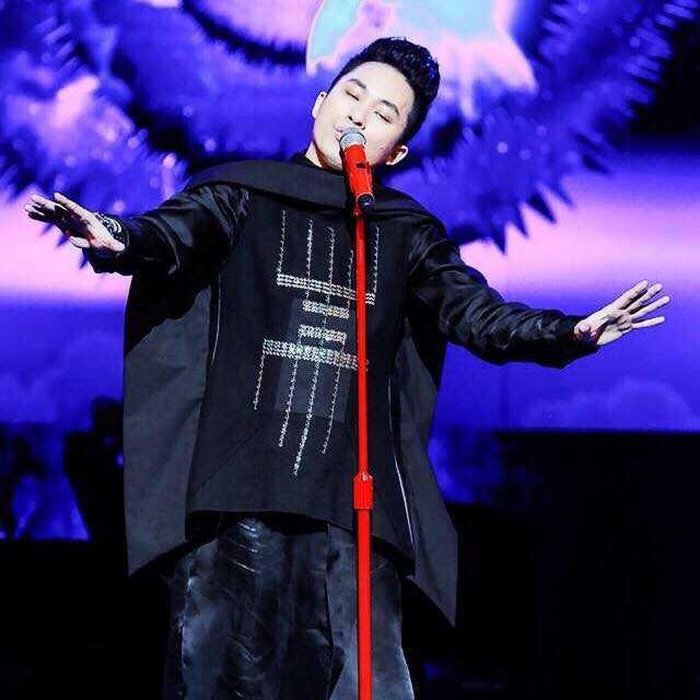 Tùng Dương trên sân khấu Thập kỷ hoan ca