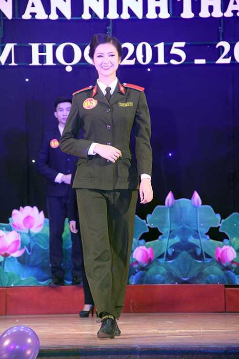 Trương Thị Tuệ Nhi được nhiều người rất yêu quý và đánh giá cao tại cuộc thi năm nay