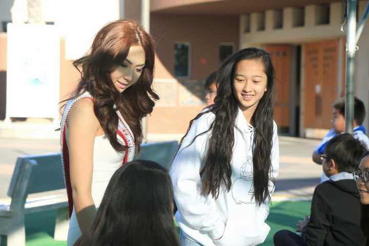 Đăng quang HH Châu Á ( Miss Asia America) tại Mỹ năm 2014, HH Jennifer Chung chủ yếu dành thời gian cho công việc học tập, kinh doanh và làm từ thiện.